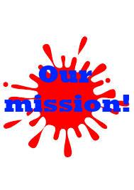 red paint splat mission