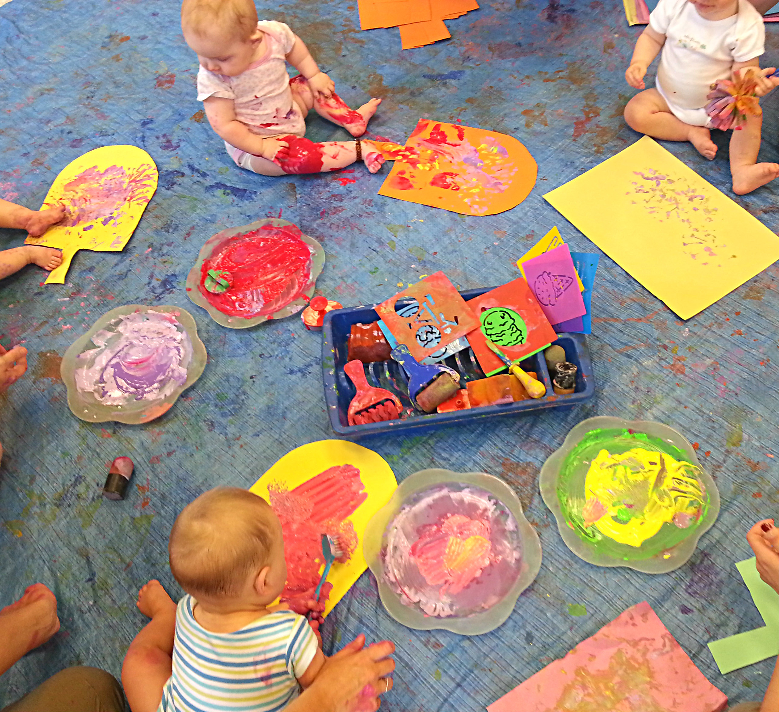 10 Reasons Why Art And Creative Play Activities Are So Important For