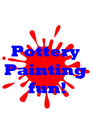 Pottery painting Liverpool