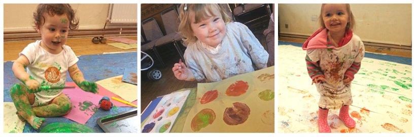 run a childrens art business