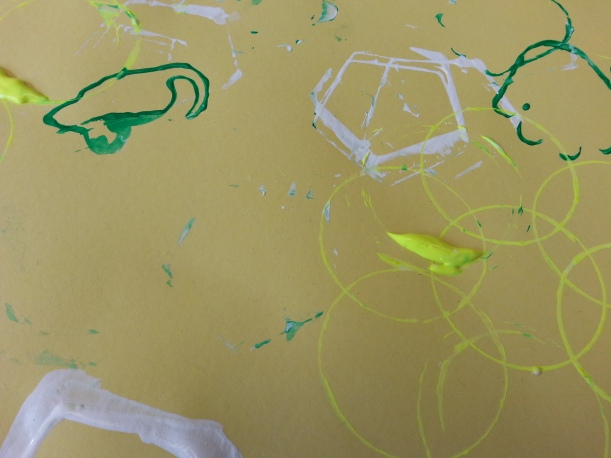 toddler printing activity